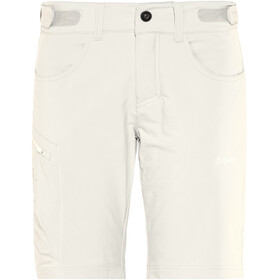Bergans Torfinnstind Shorts Ladies Alu/White